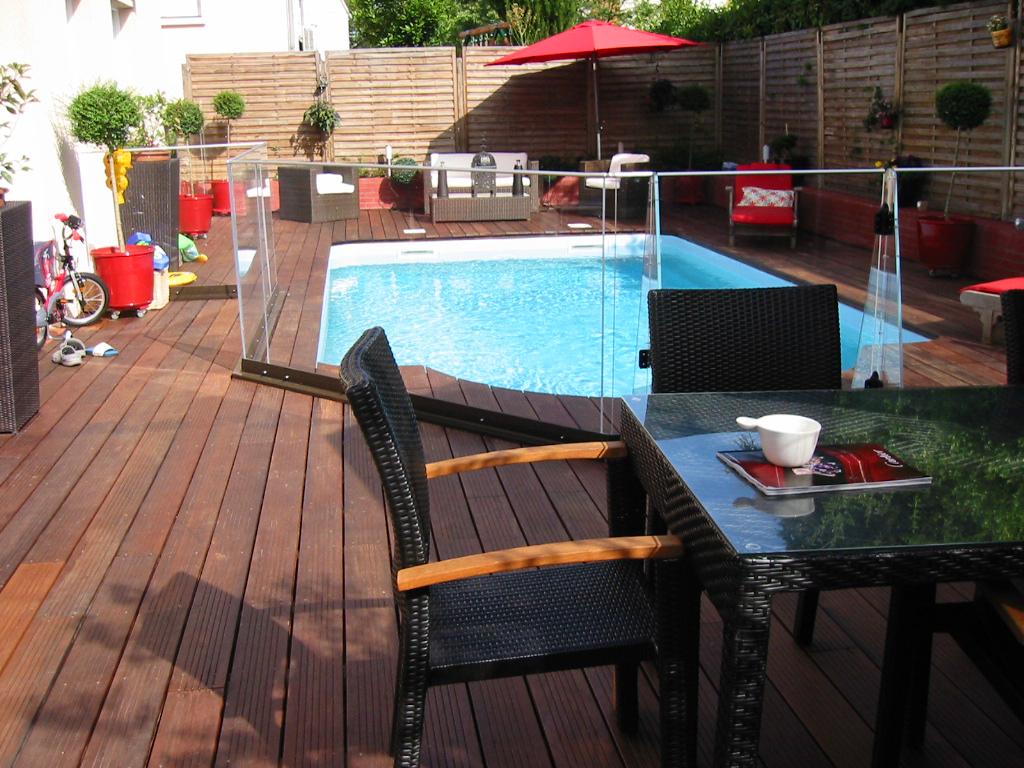 Dv concept constructeur de piscines sur la r gion toulousaine for Constructeur piscine bois